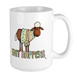 knit happens Mug