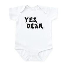 Yes Dear Infant Bodysuit
