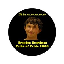 "Brandon Henrikson 3.5"" Button"