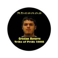 "Cristian Navarro 3.5"" Button"