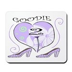 Goodie Two Shoes Mousepad