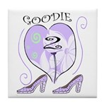 Goodie Two Shoes Tile Coaster