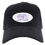 Goodie Two Shoes Black Cap