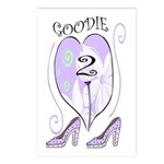 Goodie Two Shoes Postcards (Package of 8)