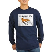 I'd Rather Be A Fox T