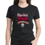 Women's Smokin' Razz Dark T-Shirt