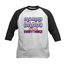 Daddy Knows Everything Tee