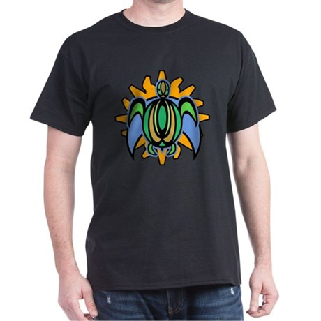 Dawn Turtle Dark T-Shirt