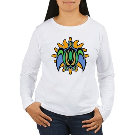 Dawn Turtle Women's Long Sleeve T-Shirt