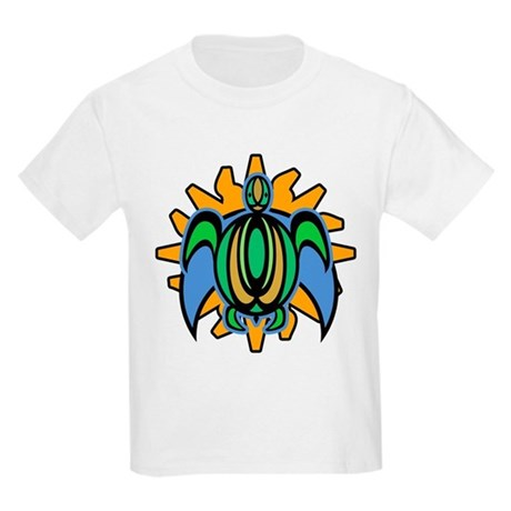 Dawn Turtle Kids Light T-Shirt