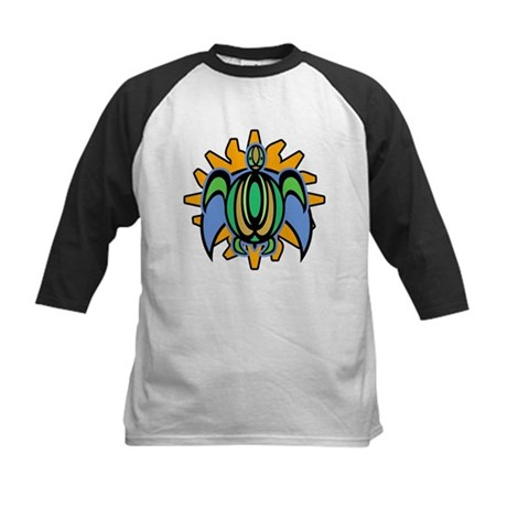 Dawn Turtle Kids Baseball Jersey