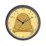 Bee Hive Wall Clock