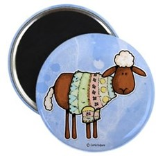 "woolly sweater 2.25"" Magnet (10 pack)"
