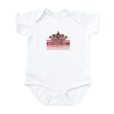 princess michaela Infant Bodysuit