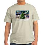 XmasMagic/Ital.Greyt1 Light T-Shirt