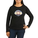 Oxnard Police Women's Long Sleeve Dark T-Shirt