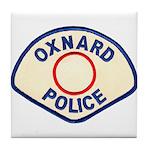 Oxnard Police Tile Coaster