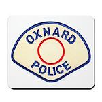 Oxnard Police Mousepad
