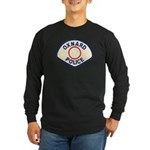 Oxnard Police Long Sleeve Dark T-Shirt