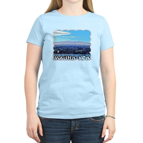 Mauna Kea Women's Light T-Shirt