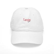 Vampire Girl Baseball Cap