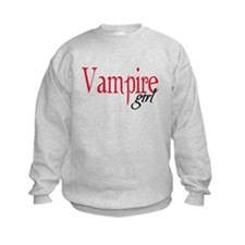 Vampire Girl Sweatshirt