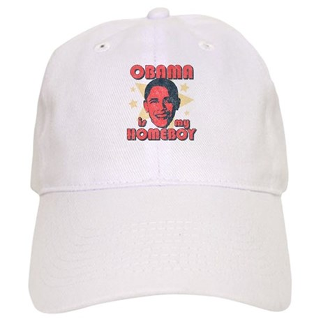Obama is my Homeboy Cap