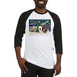 Xmas Magic & OES #5 Baseball Jersey
