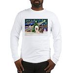 Xmas Magic & OES #5 Long Sleeve T-Shirt