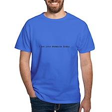 I AM JOHN EDWARDS BABY T-Shirt