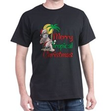 MERRY TROPICAL CHRISTMAS! T-Shirt