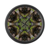 Koala Bear Mandala Large Wall Clock