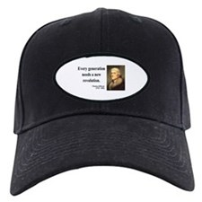 Thomas Jefferson 17 Baseball Hat