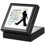 Become A Dancer Keepsake Box