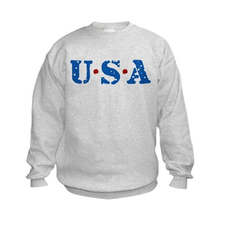U.S.A. Kids Sweatshirt