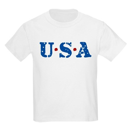 U.S.A. Kids Light T-Shirt