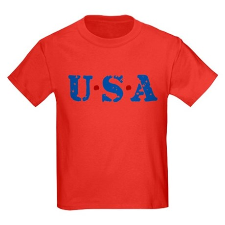 U.S.A. Kids Dark T-Shirt