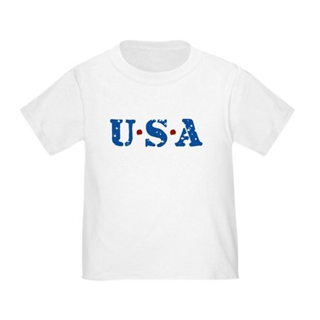 U.S.A. Toddler T-Shirt
