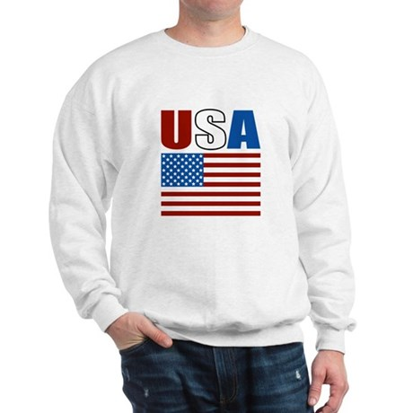 Patriotic USA Sweatshirt