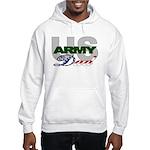 US Army Dad Hooded Sweatshirt