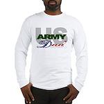 US Army Dad Long Sleeve T-Shirt