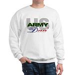 US Army Dad Sweatshirt