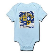 Guillaume Family Crest Infant Creeper