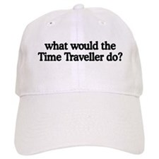 Time Traveller Baseball Cap