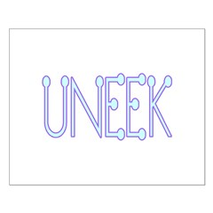 Uneek Small Poster
