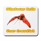 Crawfish Mousepad