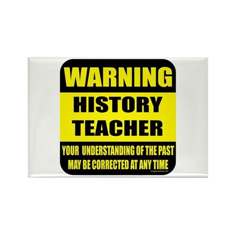 History Teacher Magnets | History Teacher Refrigerator ...