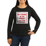 No Parking In The Crease T-Shirt