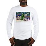 XmasMagic/Pekingese (R) Long Sleeve T-Shirt
