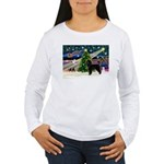 XmasMagic/PWD Women's Long Sleeve T-Shirt
